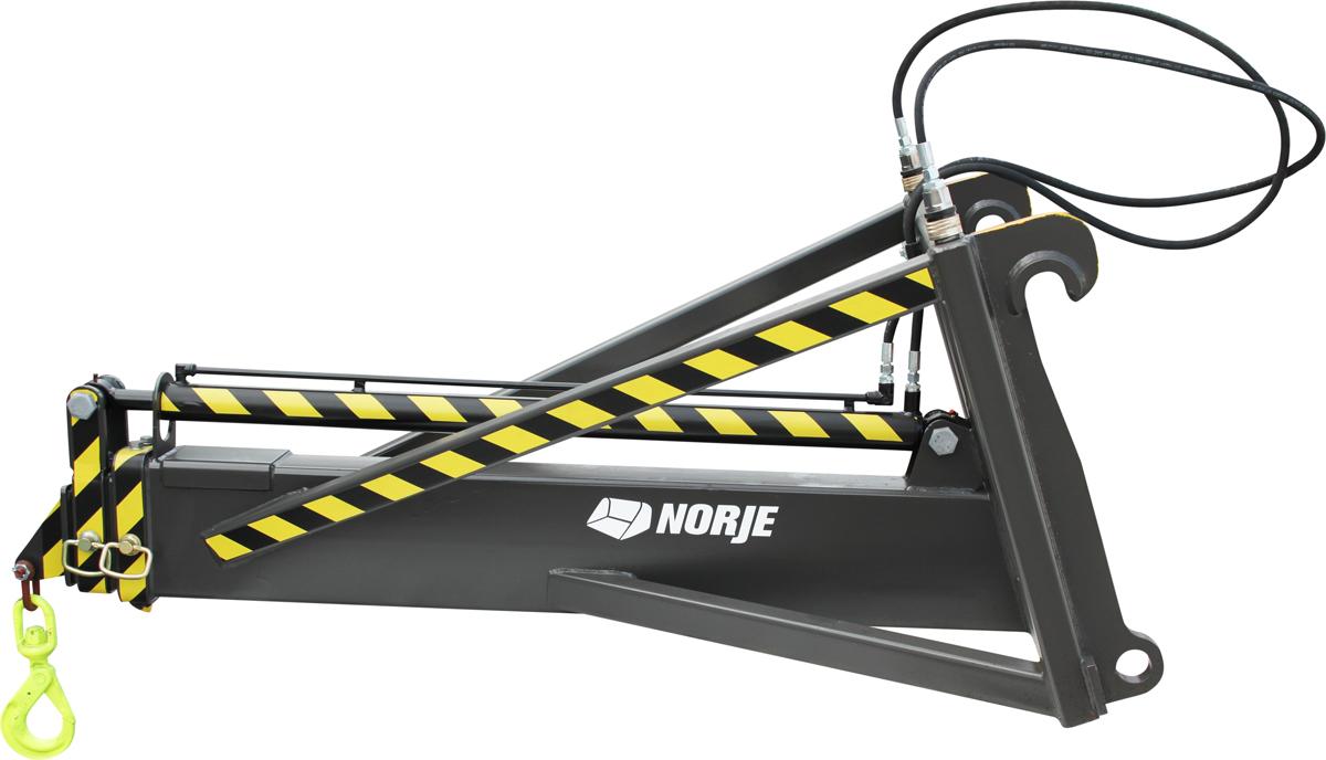 Crane Jib Hydraulic N338 Norje