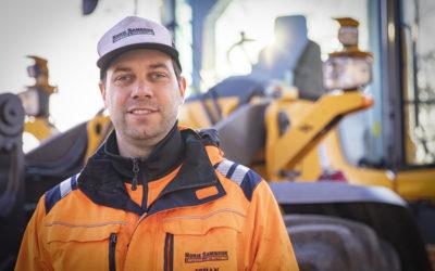 Planeringsskopan är Norje Sambruks vardagshjälte